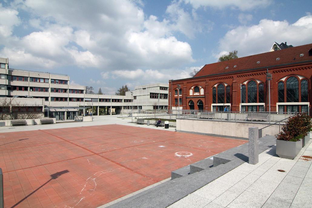 Bethelplatz - Haus_Nazareth und Assapheum