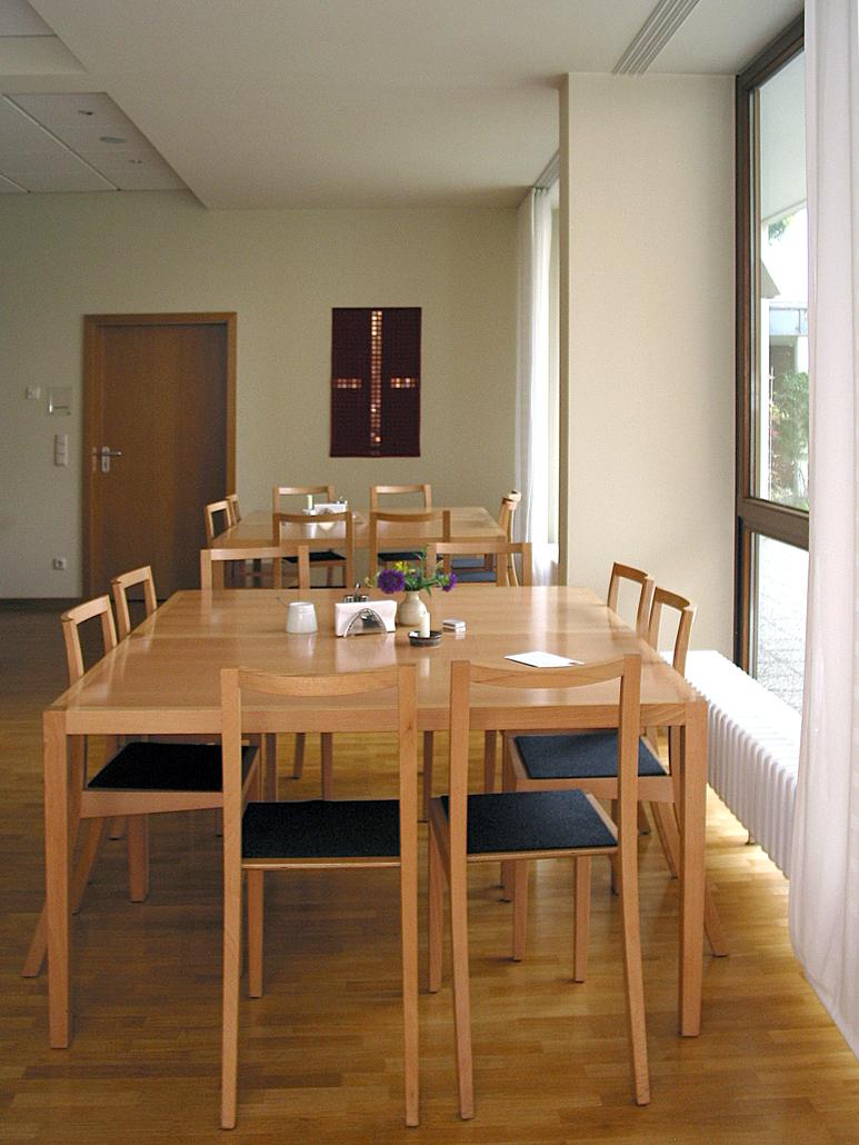 Haus der Stille / Gästezimmer