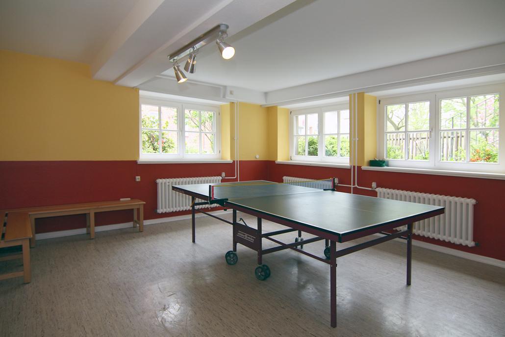 Horeb - Tischtennis-Raum