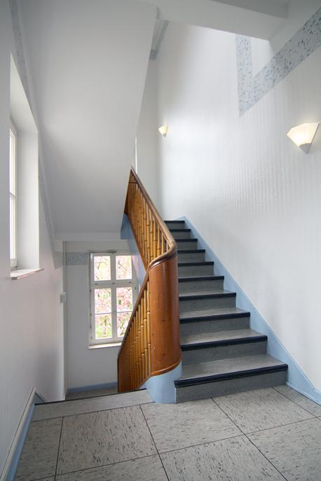 Horeb - Treppenhaus