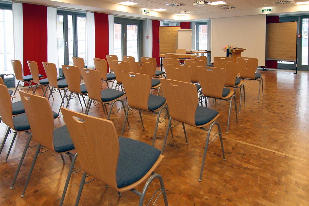 Seminarräume und Festsäle