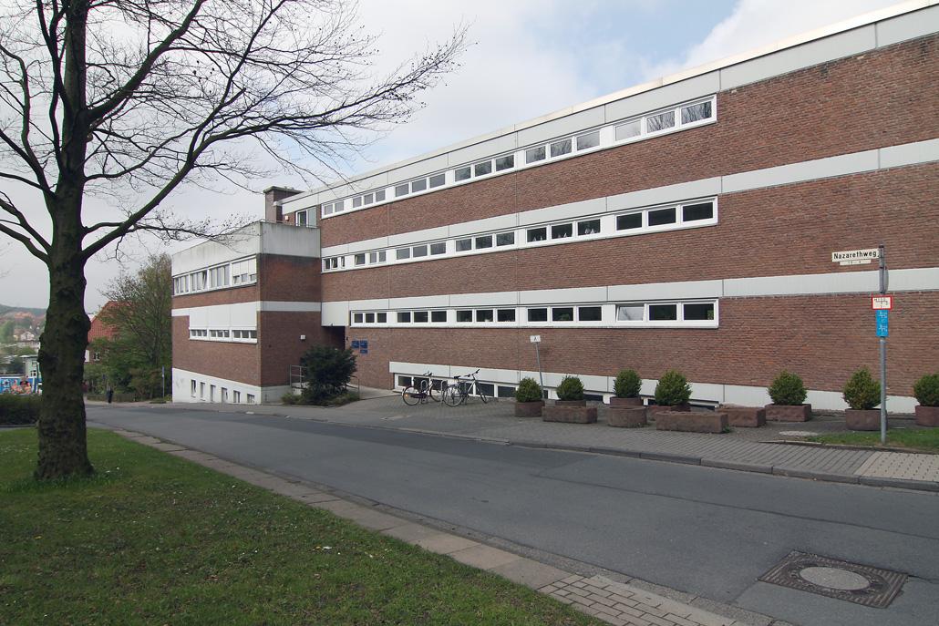 Haus Sarepta-Anbau | Frieda-v. Bodelschwingh-Saal